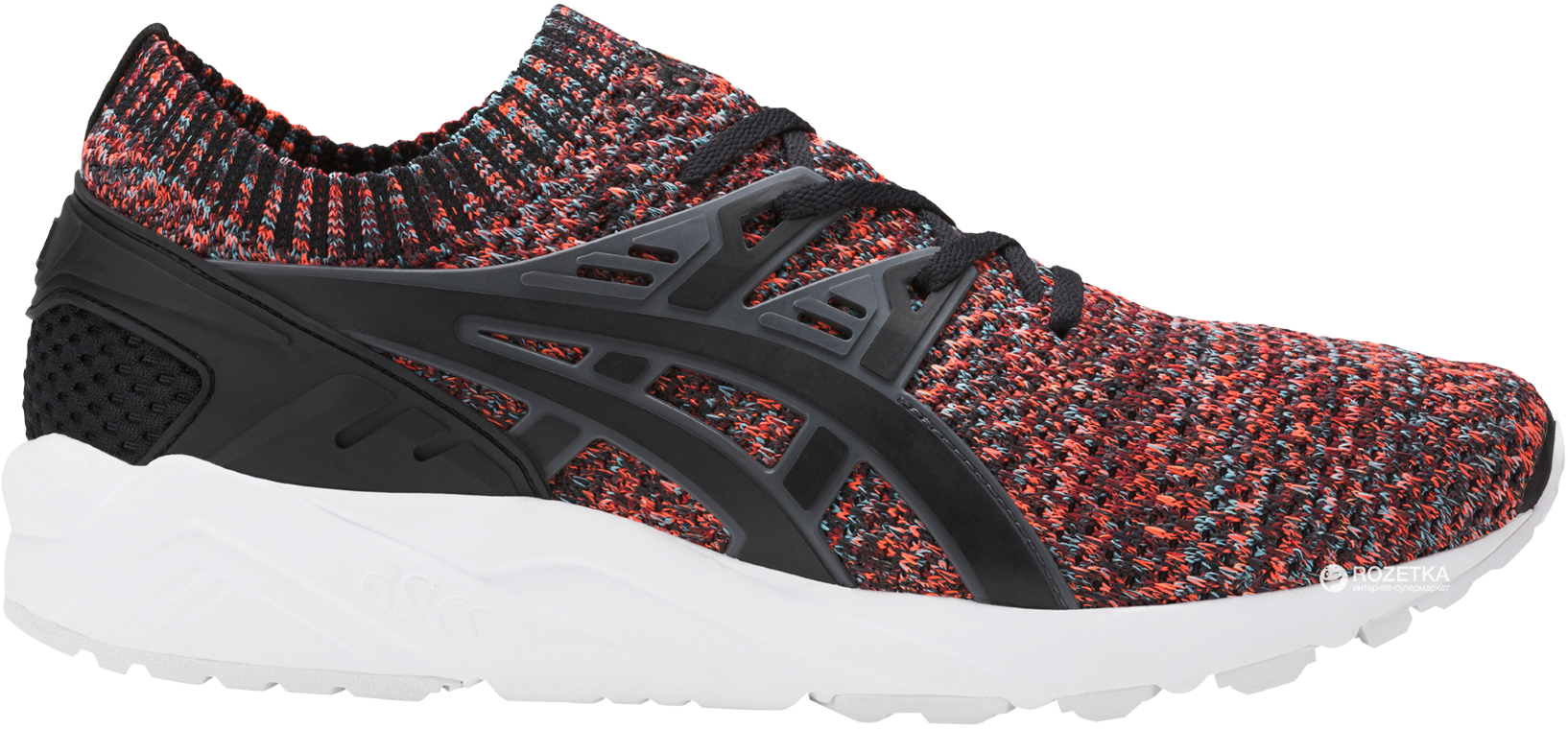 Кроссовки ASICS Gel-Kayano Trainer Knit GRY BLK BLU M c-HN7M4 14d23297a873f