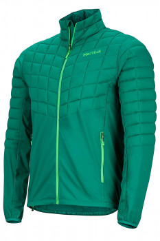 Куртка Marmot Featherless Hybrid Jacket Зелений