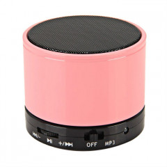 Bluetooth-колонки Q-SOUND S10 BT/MP3 Pink