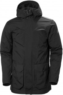 Куртка Helly Hansen Killarney Parka 53070-990 S Черная (7040055161694)