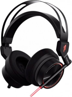 Наушники 1More Spearhead VR Over-Ear Mic Black