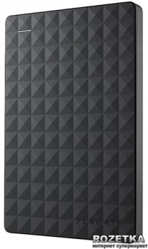Жорсткий диск Seagate Expansion 1TB STEA1000400 2.5 USB 3.0 External Black