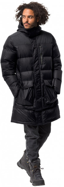 Пуховик Jack Wolfskin Richmond Coat Men 1204161-6000 L (4055001918188) - изображение 1