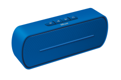 Портативная акустика Trust Fero Wireless Bluetooth Speaker - blue (21705)