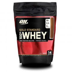 Протеин Optimum Nutrition Whey Gold Standard 454 г Клубника (770f16)