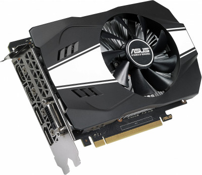 Asus PCI-Ex GeForce GTX 1060 Phoenix 3GB GDDR5 (192bit) (1506/8008) (DVI, 2 x HDMI, 2 x DisplayPort) (PH-GTX1060-3G)