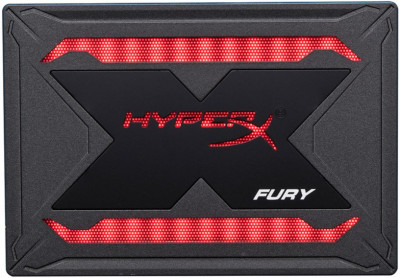 "Kingston SSD HyperX Fury RGB Upgrade Kit 240GB 2.5"" SATAIII TLC (SHFR200B/240G)"