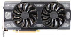 EVGA PCI-Ex GeForce GTX 1080 FTW DT Gaming 8GB GDDR5X (256bit) (1607/10000) (DVI, HDMI, 3 x DisplayPort) (08G-P4-6284-KR)