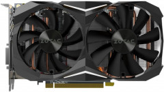 Zotac PCI-Ex GeForce GTX 1070 Ti Mini 8GB GDDR5 (256bit) (1607/8000) (DVI, HDMI, 3 x DisplayPort) (ZT-P10710G-10P)