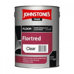 Фарба JOHNSTONE'S Flortred Clear для підлоги (5л)