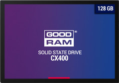 "Goodram CX400 128GB 2.5"" SATAIII 3D TLC (SSDPR-CX400-128)"