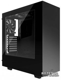Корпус NZXT S340 Black-Red (CA-S340MB-GR)