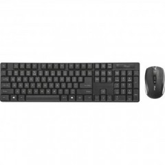 Комплект Trust Ximo Wireless Keyboard with mouse UKR (21628)