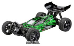 Модель автомобиля Himoto Багги Tanto E10XBL Brushless 1:10 2.4 ГГц Green (E10XBLg)