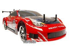 Модель автомобиля Himoto Drift TC HI4123BL Brushless 1:10 2.4 ГГц Red (HI4123BLr)