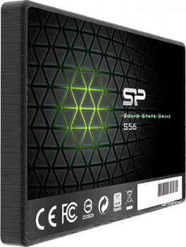 "Silicon Power S56 480GB 2.5"" SATAIII TLC (SP480GBSS3S56A25)"
