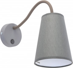Бра TK Lighting 2446 WIRE GRAY 70908-01