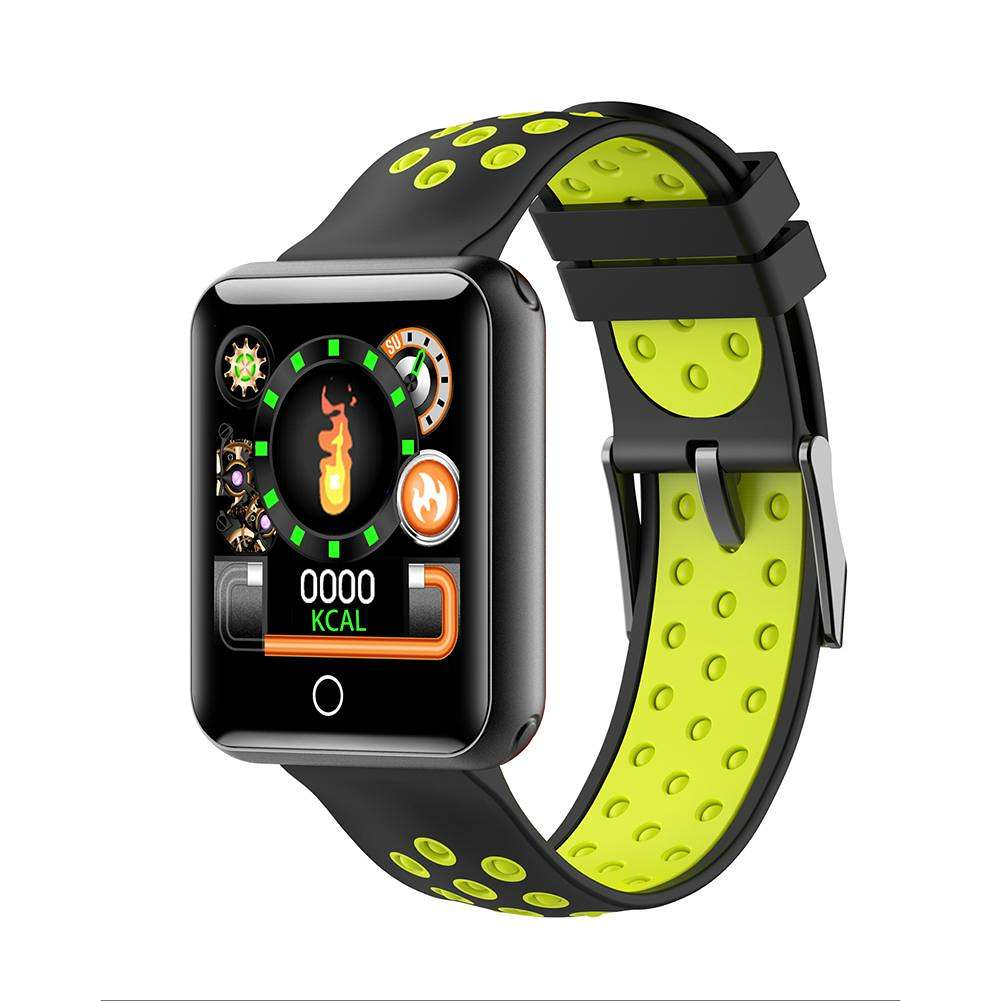 Rozetka.ua   Смарт-часы Smart Watch X10 Fitness Black Yellow ... a01c5b799e9