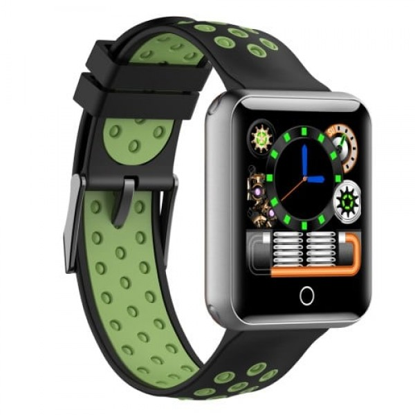 Фотографии Смарт-часы Smart Watch X10 Fitness Black Green (SWF10XGR) 86f7c0492b4