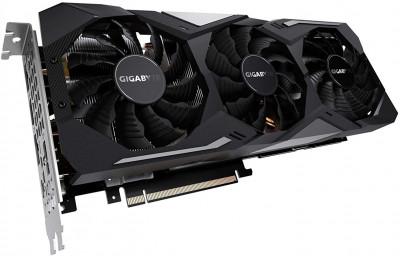 Gigabyte PCI-Ex GeForce RTX 2080 Ti Gaming OC Black 11GB GDDR6 (352bit) (1545/14000) (Type-C, HDMI, 3 x Display Port) (GV-N208TGAMING OC-11GC)