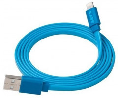 Кабель LAUT Usb Cable to Lightning 1.2m (LAUT_LK_LTN1.2_BL) Blue