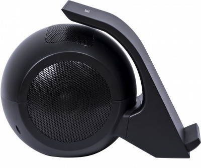 Gray Starling Bluetooth Speaker + Wireless Charger (GSF-1 BB) Black