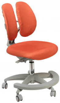Чехол для кресла FunDesk Primo Chair cover Orange (2001002218187)