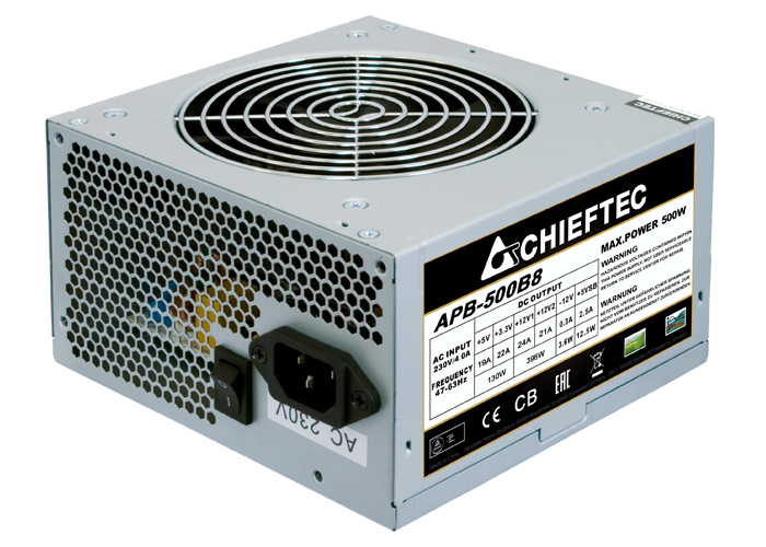 CHIEFTEC Value APB-500B8 (APB-500B8)