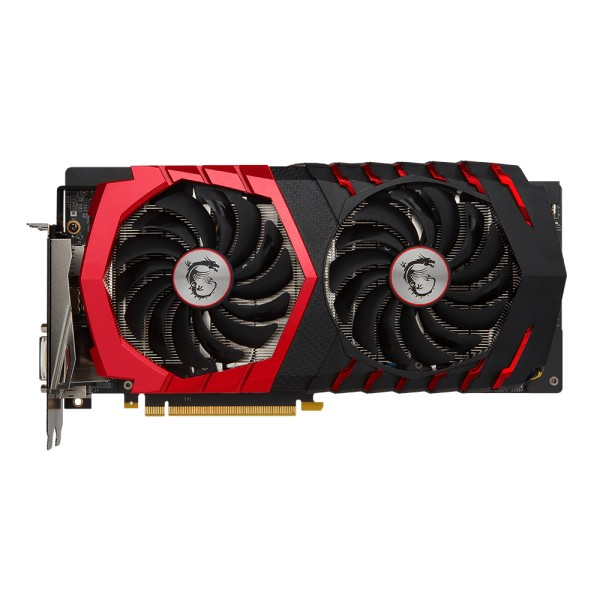 MSI GeForce GTX 1060 GAMING X 6G (GTX 1060 GAMING X 6G)