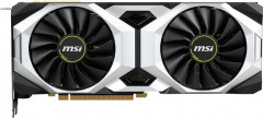 MSI PCI-Ex GeForce RTX 2080 Ventus 8GB GDDR6 (256bit) (1515/14000) (USB Type-C, HDMI, 3 x DisplayPort) (GeForce RTX 2080 Ventus 8G)