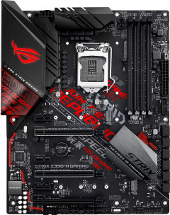 Материнская плата Asus ROG Strix Z390-H Gaming (s1151, Intel Z390, PCI-Ex16)