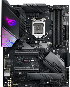 Материнская плата Asus ROG Strix Z390-E Gaming (s1151, Intel Z390, PCI-Ex16)