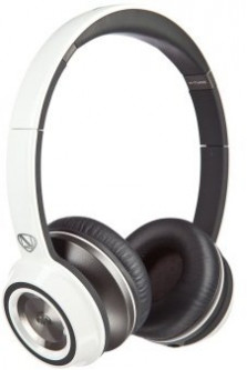 Наушники Monster Cable NCredible NTune On-Ear Headphones Frost White