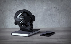 Акустика Jarre AeroSkull XS+ Chrome (ML 80071) Black
