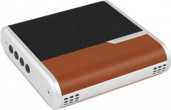 Акустика Braven Bridge Speaker and Conferencing Device.  (BRGBLNS) Black/Light Brown/Silver