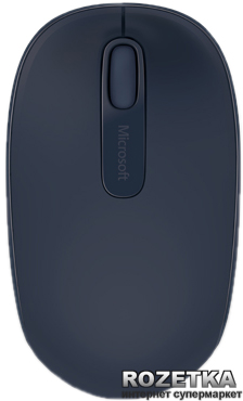 Миша Microsoft Mobile 1850 Wireless Blue (U7Z-00014) - зображення 1