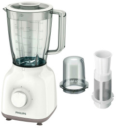 Блендер PHILIPS Daily Collection HR2103/00 Белый