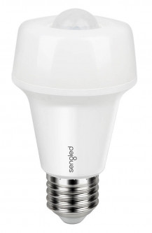 Смарт-лампа Sengled Smartsense A60 8W White (Motion activated LED Light) (SSA60ND827)