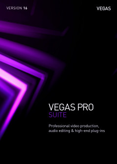 MAGIX Sony Vegas Pro 16 Suite ESD при заказе от 1 до 4 шт (электронная лицензия) (ANR008612ESD)
