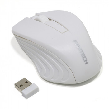 Миша Fantech W189 Wireless White (W189w)