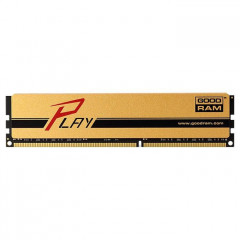 Модуль памяти DDR3 4GB/1600 GOODRAM Play Gold (GYG1600D364L9S/4G)