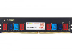 Модуль памяти DDR4 4GB/2400 (512*16) V-Color Colorful (TC44G24S617)