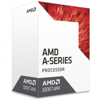 Процесор AMD X4 A10 9700 (3.5 GHz 65W AM4) Box (AD9700AGABBOX)