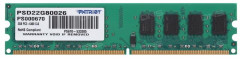 Модуль памяти DDR2 2GB/800 Patriot Signature Line (PSD22G80026)