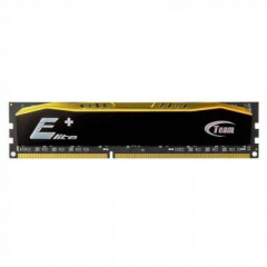 Модуль памяти DDR3 4GB/1333 Team Elite Plus Black (TPD34G1333HC901)