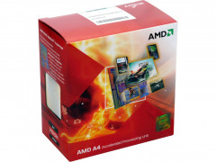 Процессор AMD A4 X2 4000 (Socket FM2) Box (AD4000OKHLBOX)