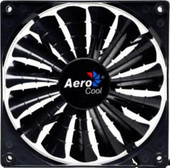 Вентилятор Aerocool Shark Fan Black Retail 120мм