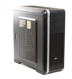 Корпус ProLogix A07C/7025 Black PSS-550W-12cm; Cardreader, 1*USB 3.0+2*USB 2.0, 3 hdd, 5 sata, 6pin и 8pin разъемы