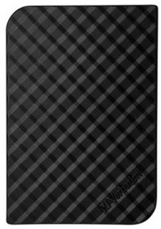 "Накопитель внешний HDD 3.5"" USB 2.0TB Verbatim Store n Save Black (47683)"