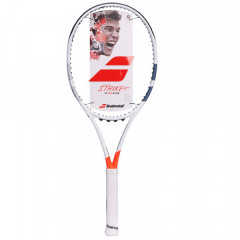 Теннисная ракетка Babolat PURE STRIKE S LITE UNSTR NC 1 WHITE RED 101380 149 aea1f5933a79c